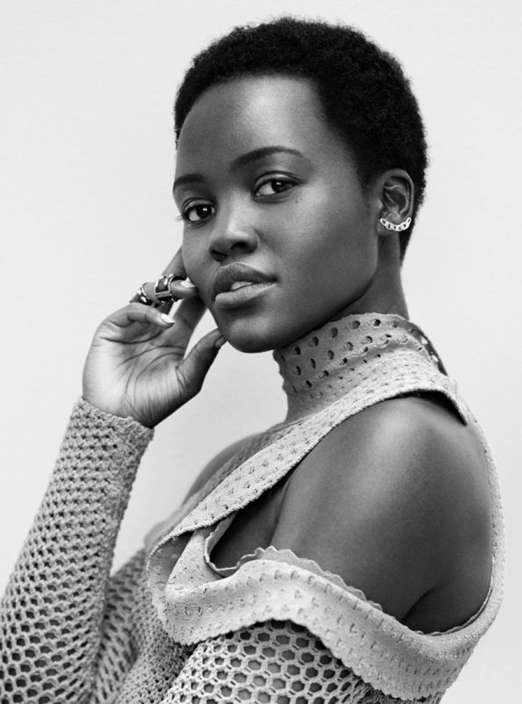 On The Cover – Lupita Nyong'o for InStyle Magazine April 2016