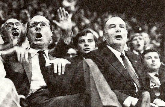 Chirac/Mitterrand