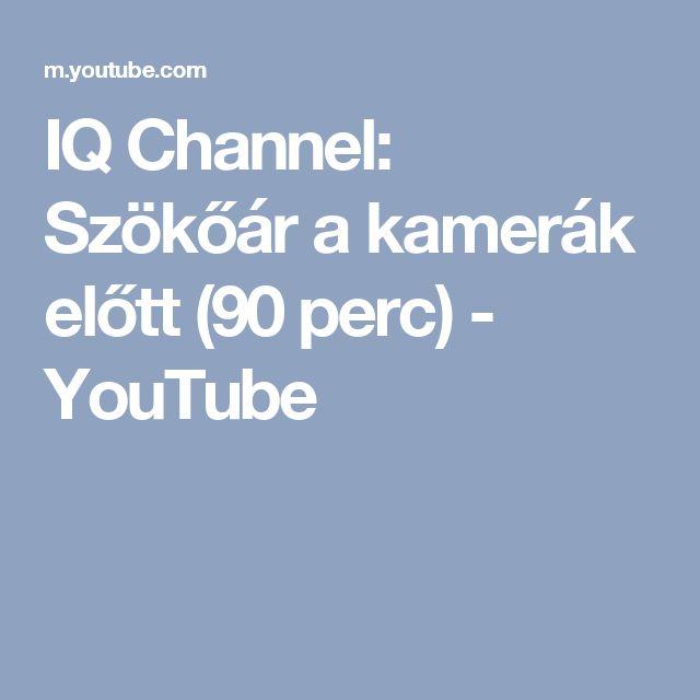 IQ Channel: Szökőár a kamerák előtt (90 perc) - YouTube