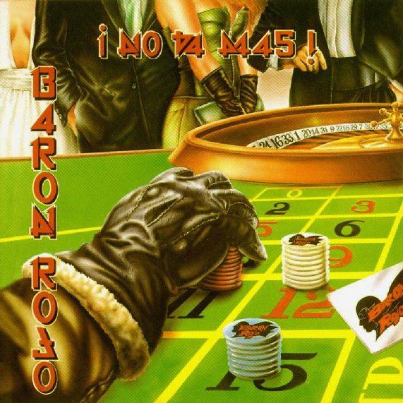 Barón Rojo - ¡No Va Más! (Vinyl, LP, Album) at Discogs