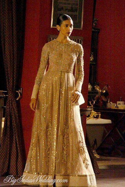 Sabyasachi India Couture Week 2014 | Lehengas & Sarees | Bigindianwedding