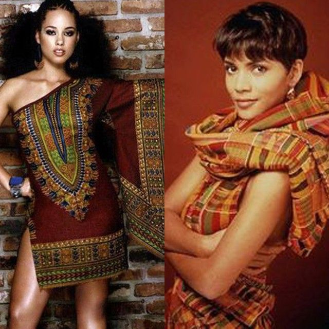 Alicia Keys and Helle Berry repping arican wear .......#fashion #lookbook #naturalhair #afro  #overlordx #mrx12  #tropical #exoticwear #womensclothes #africanfashion #aThe young will soon take our place...Teach them well.........fricanwear #tribal  #africanfashiontrends  #fashionista  #fashionblogger #fashionblog