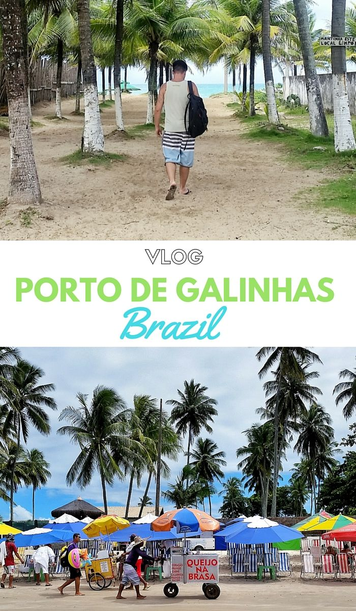 If you are looking for paradise places in Brazil to visit during your next trip look no further than Porto de Galinhas. Located in the northeast of Brazil, the water is crystal clear, the beaches are stunning and the village is too cute for words. There are tons of pousadas and places to stay in Porto de Galinhas as well as a variety of delicious restaurants and cafes. Enjoy our Porto de Galinhas travel vlog! Click to watch...