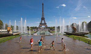 Visiting Paris with kids