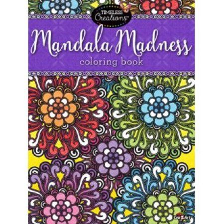 Cra Z Art Mandala Madness Coloring Book Products