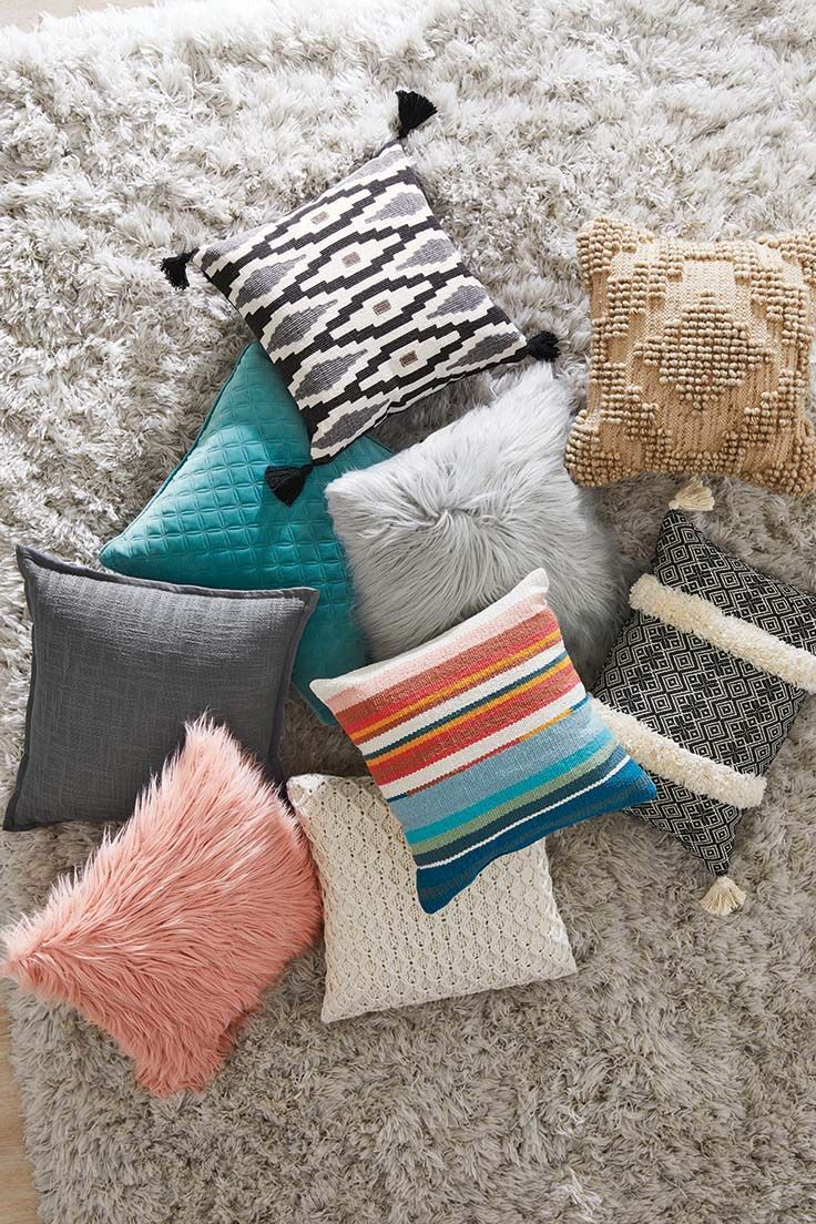 Better Homes Gardens At Walmart Pillows Decor Livingroom