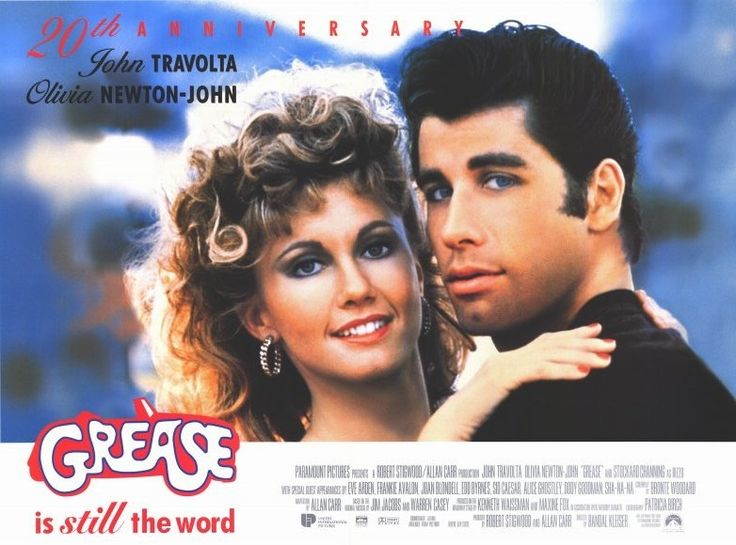 Grease movie was released in 1978 as romantic musical comedy drama about two high school lovers in 1950s. Listen Grease songs! Download Grease songs lyrics!