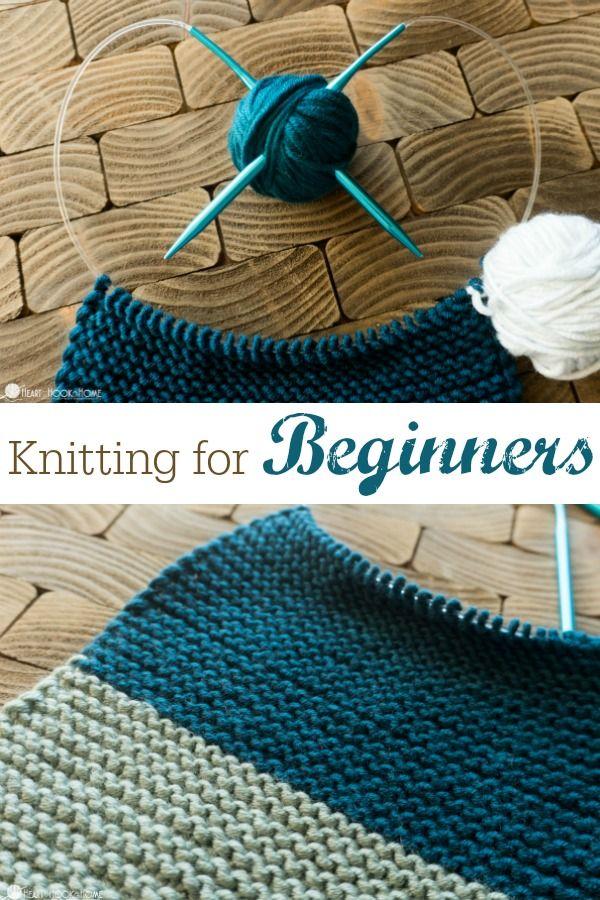 Knitting 101: Knitting for Beginners
