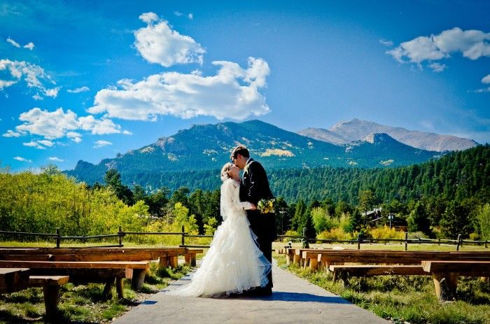 10 Stunning Places In Colorado To Get Married 9 Wild Basin Lodge Event