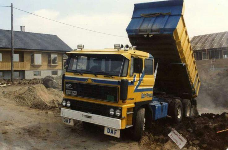 DAF 2800.88150.KIPPER. .1978.