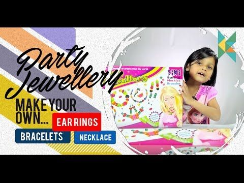 Ankit Toys : Party Jewellery DIY Kit for Kids to make Jewellery from Beads Fun…