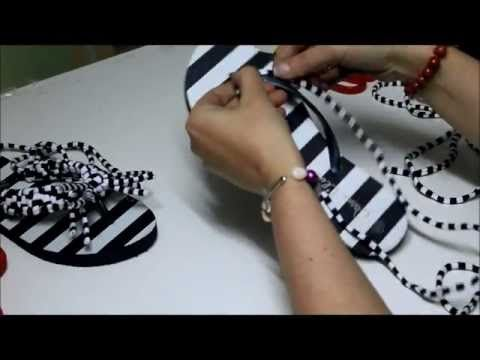 ZAPATILLAS CON TRAPILLO - YouTube