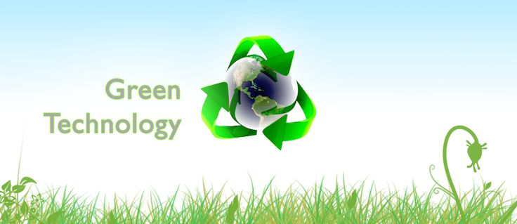 Learn how to become healthier by utilizing Green Technology #eco #blog