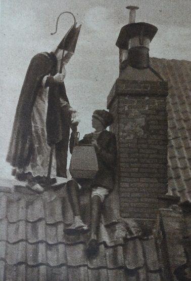 Foto uit de Katholieke Illustratie 1926