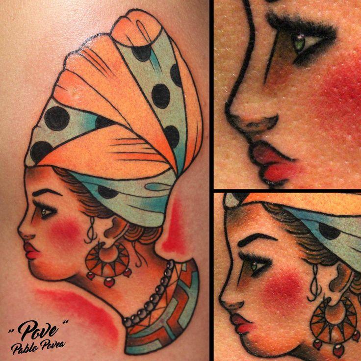 MUJER NEOTRADICIONAL #povetattoo #veneno_irons_original #tattoo #tatuaje #malagatattoo #neotradicional #neotraditional #neotraditionaltattoo #woman #girltattoo #guytattoo #ink #inked #inkedgirl #inkedman #tattooedgirls #tattooedman #tattoolife #fullcolor #tattoos #tattooshop #tattoolife #tattooing