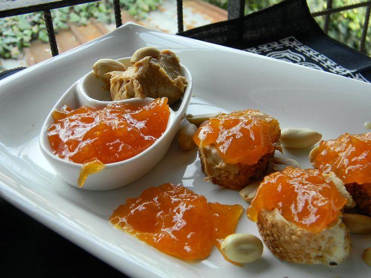 Portakal Sulu Havuç Reçeli.   Vişnap