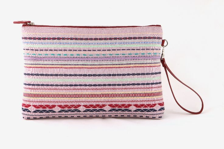 Free pattern created on our looms using for weaving different techniques from all over Greece. The backdrop is in pink and embroidery in blue, petroleum, red and yellow shades.