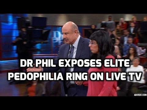 Dr. Phil Exposes Elite Government Pedophile Ring On Mainstream TV