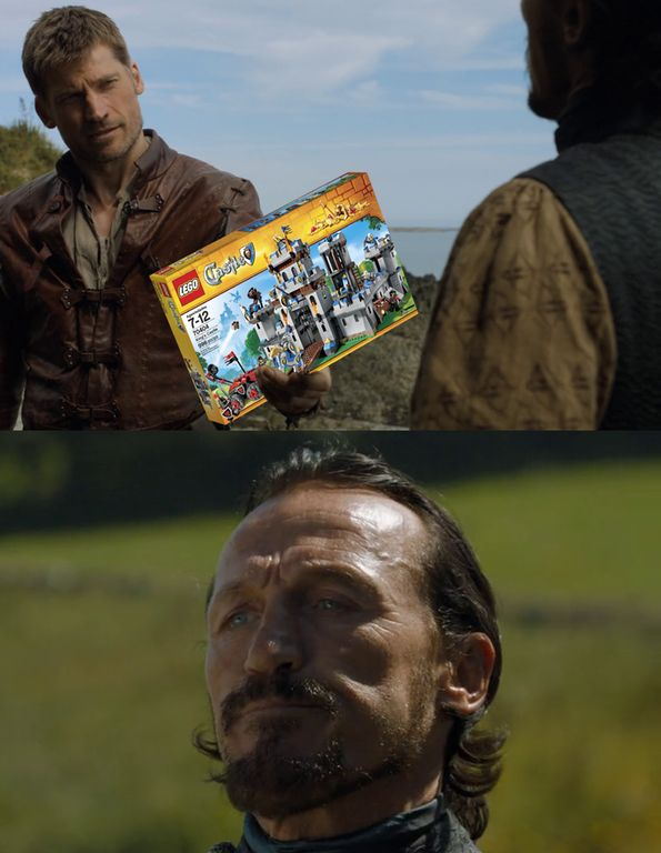 A Lannister always pays his debts. Game of thrones season 7 funny humour meme, Jaime Lannister, Bronn, Nikolaj Coster-Waldau