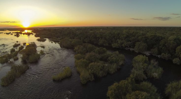 Impalila Island, home to Ichingo Chobe River Lodge was discovered by David Livingstone who camped on the island on his way downstream to discover Victoria Falls in the 1800s.