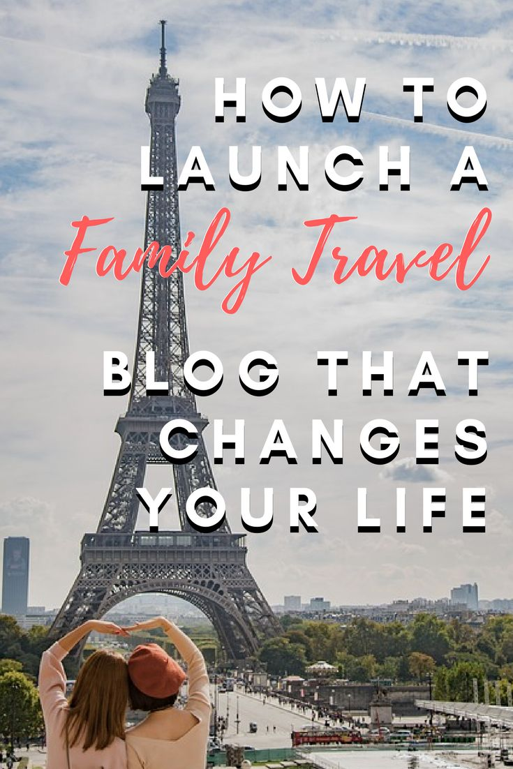 Anyone can start a family travel blog, but do you know what kind to start to make an impact in your life? Whether you want to travel a ton, see more of your home state, or just afford more perks for your family - you need a strategy from the start. Here's how to get started.   FamilyTravelWriters.com  #familytravel #travel #travelblogging