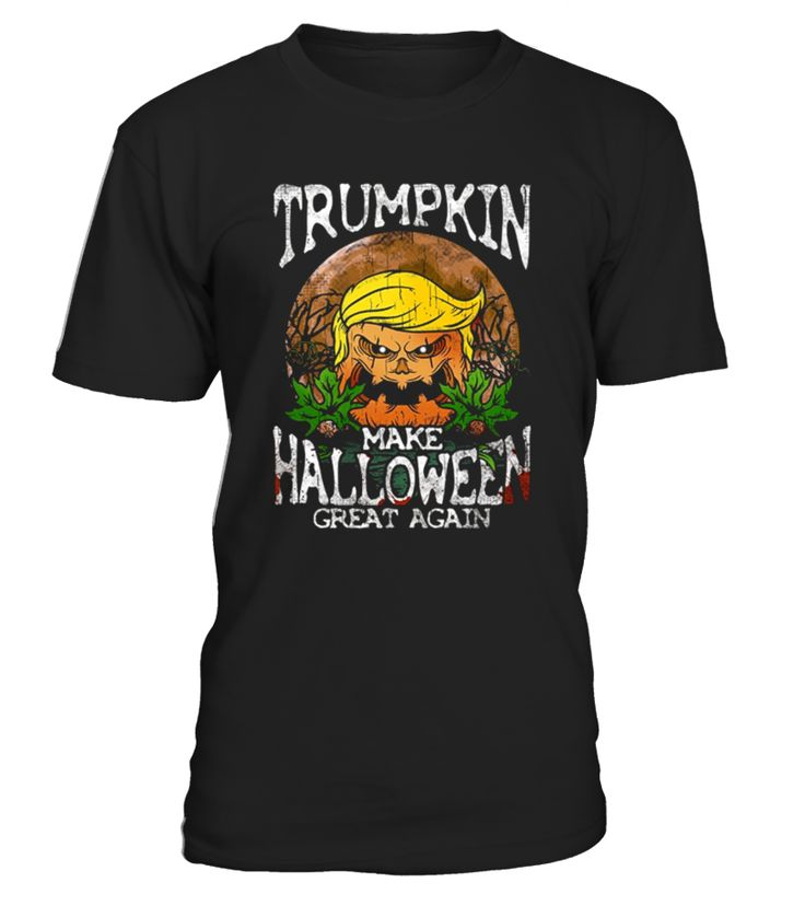 This Trumpkin Shirt runs small, please size up for a comfortable fit. This political joke tee shirt is perfect for a costume party, trick or treat, or haunted house. Grab it as a gift for that boo who loves pumpkin season. Perfect for men, women and kids.        IMPORTANT: These shirts are only available for a LIMITED TIME, so act fast and order yours now!      TIP: If you buy 2 or more (hint: make a gift for someone or team up) you'll save quite a lot on shipping.           Guaran...