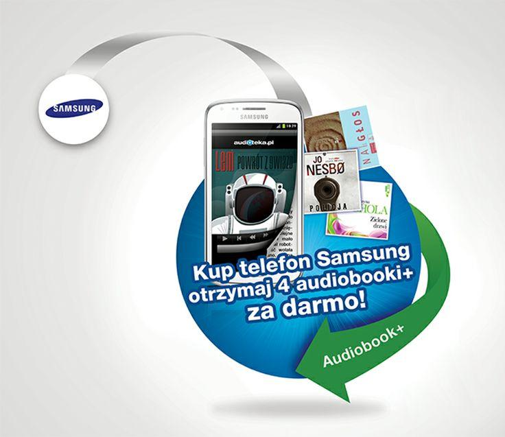 audioplus2 audioplus3 audioplus4 Audiobook+ advertising materials