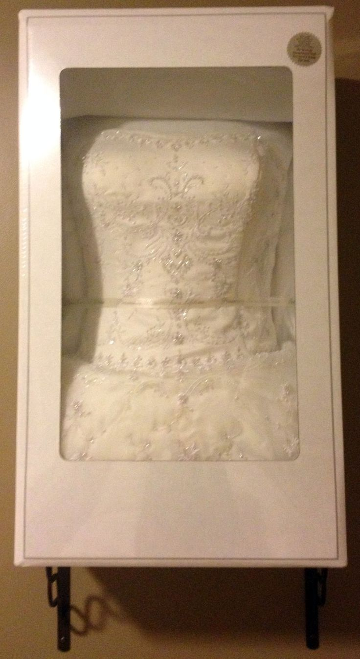 49 best images about wedding shadow boxes on pinterest for Wedding dress shadow box