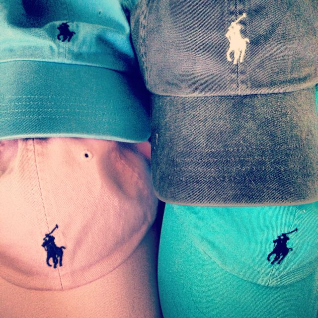 : Polo Hats, Summer Hats, Every Girls, Dreams Closet, Baseball Cap, Head Of Garlic, Weekend Wear, Polo Ralph Lauren, Baseb Cap