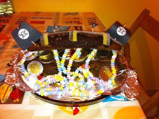 Gâteau au chocolat (seulement pour les enfants!) : Recette de Gâteau au chocolat (seulement pour les enfants!) - Marmiton