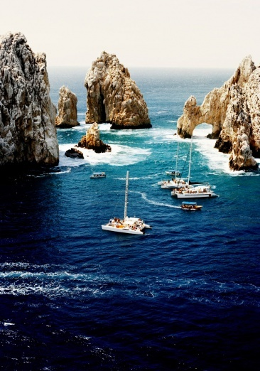 The Arch at Cabo San Lucas, Mexico