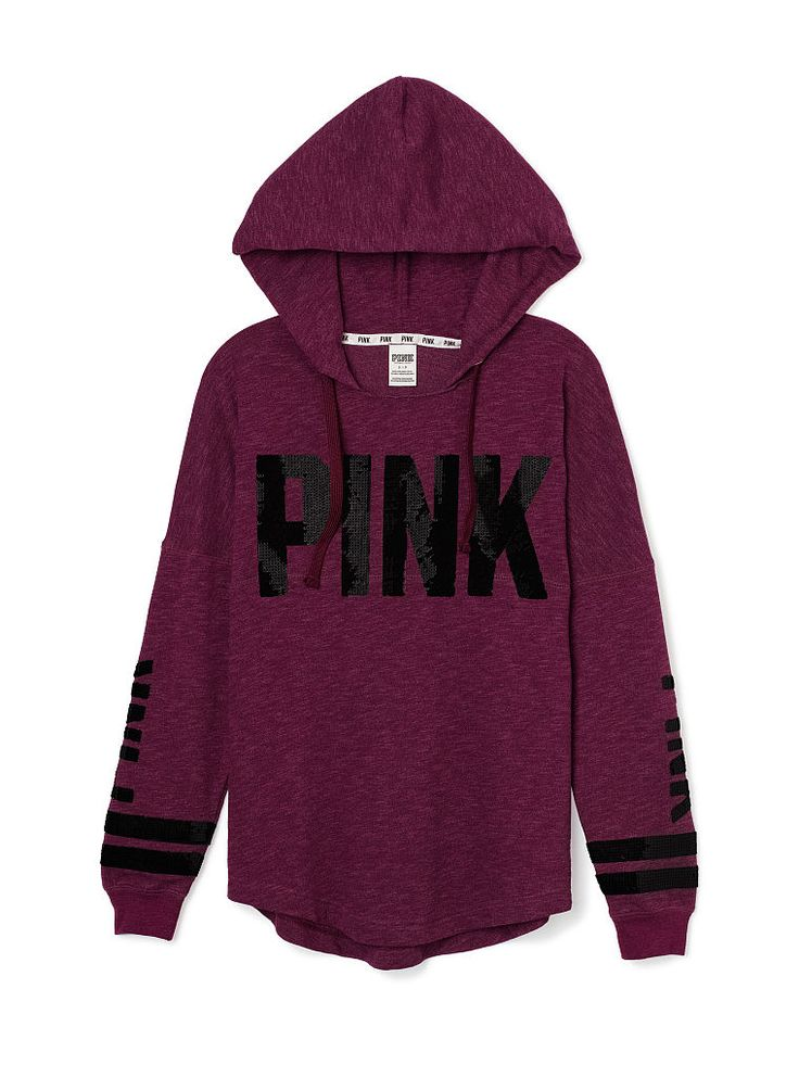This Victoria's Secret Pink Sweatshirt is a cutie! Sporty too.