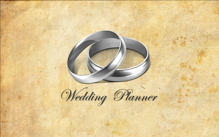 Wedding Planner 1.0.5 software for MacOSX by Rbcafe.