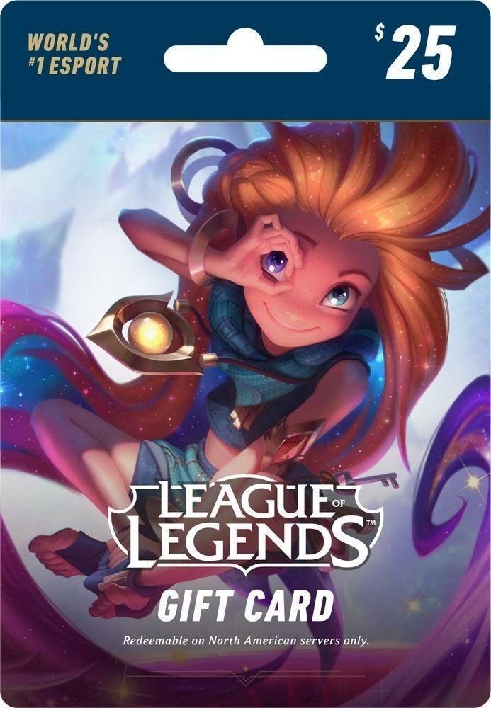 league of legends mystery gift from riot