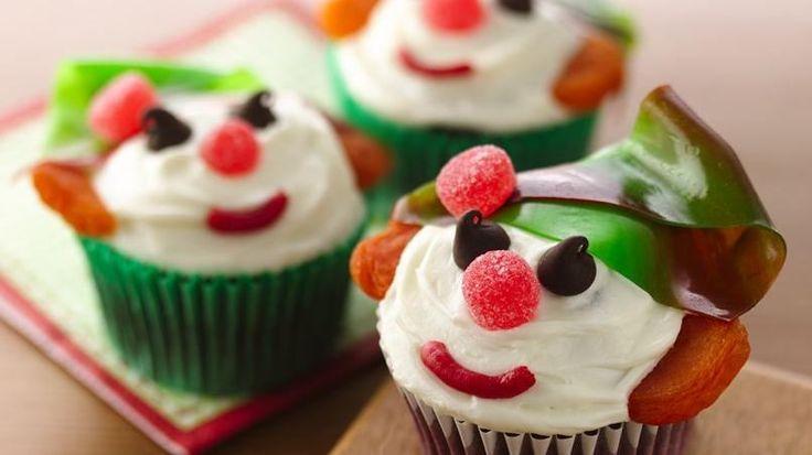 Cupcakes Red Velvet con forma de Alce   QueRicaVida.com