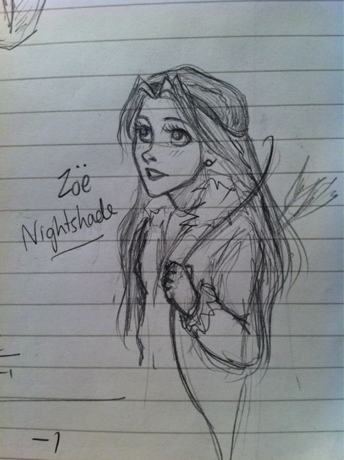 zoe! via the-goddess-of-cereal -- but i'm not sure who actually drew it :(