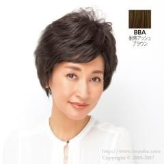 http://www.beauba.com/products/detail.php?product_id=18757 Prisila St-003 Bba. #FashionWigs #TopPiece  Covers concerned areas such as the hair whorl and roots. Naturally adds volume and covers gray hair.