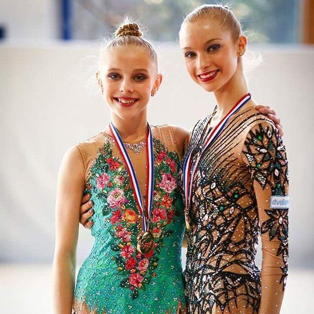 Congratulations, Axelle! #champion #france #rhythmiquegymnastique #rhythmic #gimnasiaritmica #ritmica #dvillenapunteras