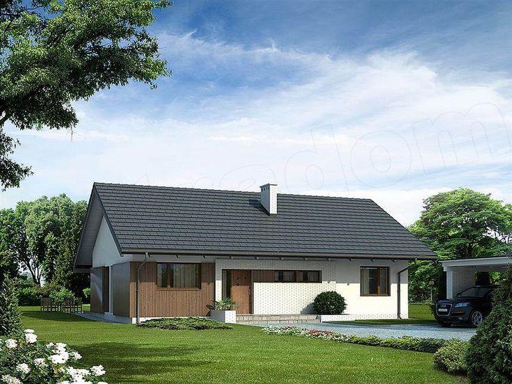 EKO 08 | Projekty rodinných domov | Stavby domov