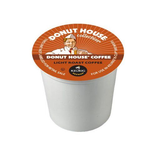 Donut House Collection Green Mountain Coffee Light Roast Coffee,  K-Cup Portion Pack for Keurig K-Cup Brewers, 24-Count - http://thecoffeepod.biz/donut-house-collection-green-mountain-coffee-light-roast-coffee-k-cup-portion-pack-for-keurig-k-cup-brewers-24-count/