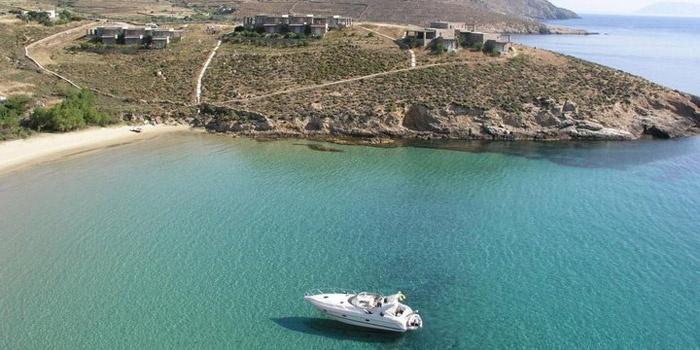 Koutalas Beach in Serifos Island, Greece