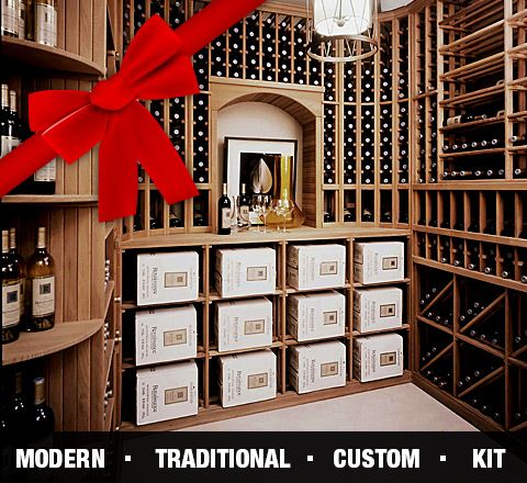 Vino Grotto Specials and Promotions - Wine Racks For Sale