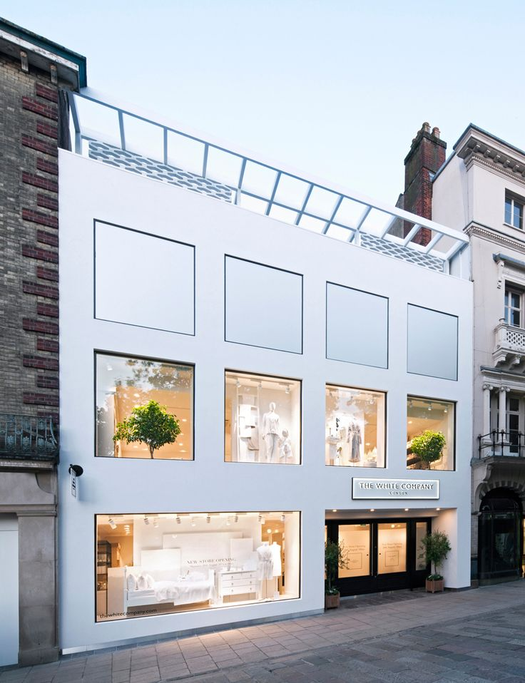 The White Companys Norwich Store By Dalziel And Pow D P