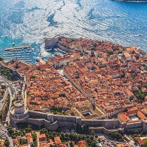 Fantastic and unique #Dubrovnik