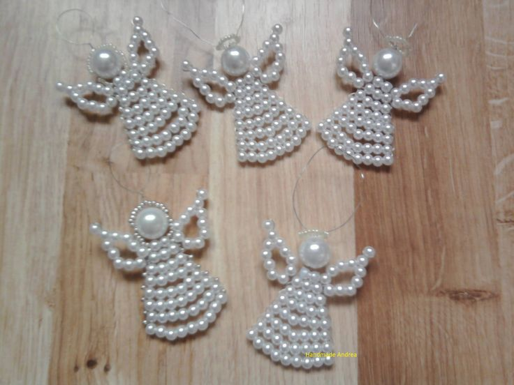 Anjelici z perličiek