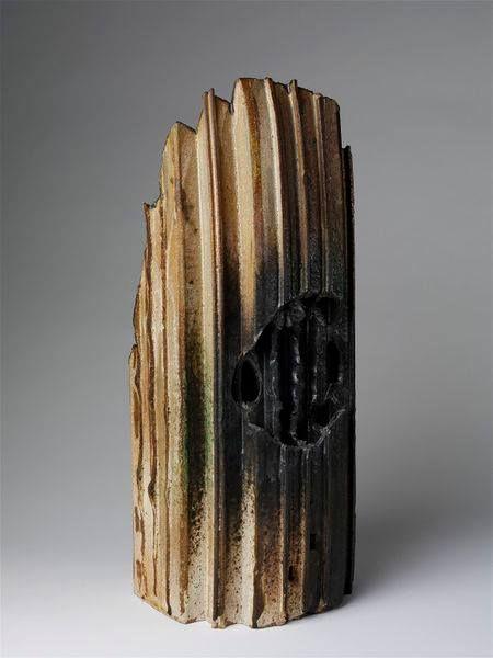 Alessio Tasca - Trafilato reticolare (1979) esposto al Victoria and Albert Museum dal 1980