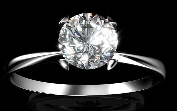 Pre-set rings are often more convenient, and pre-set engagement rings are a great option for proposing.