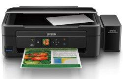 Gambar Printer Epson L365 Printer Multifungsi Wifi
