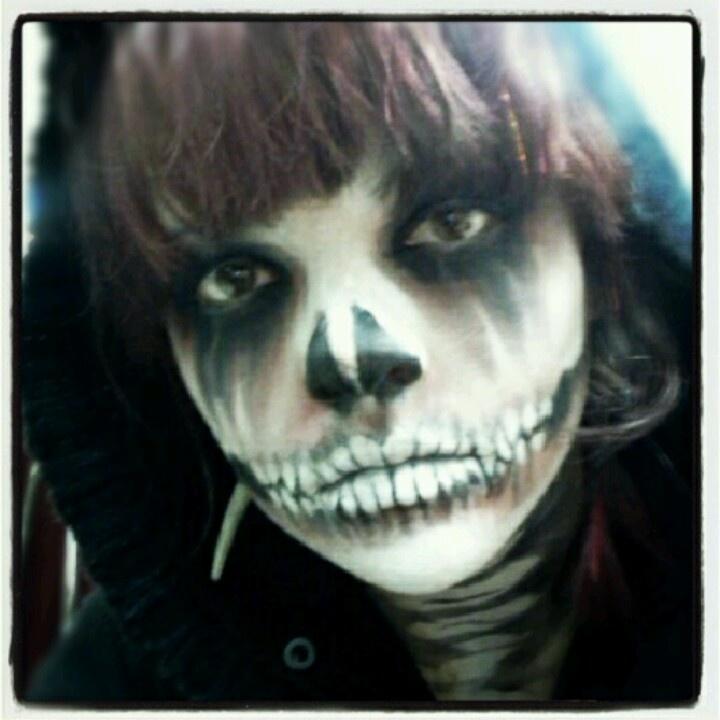 Just some makeup