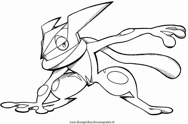 Ash Greninja Coloring Page Best Of Ash Greninja Coloring Pages Aspiration Inspirational Free Pokemon Coloring Pokemon Coloring Pages Super Coloring Pages